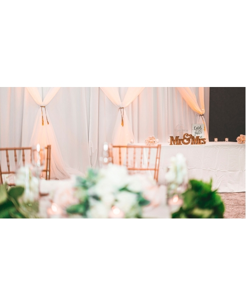 5 Tips for Planning a Small Wedding at Home