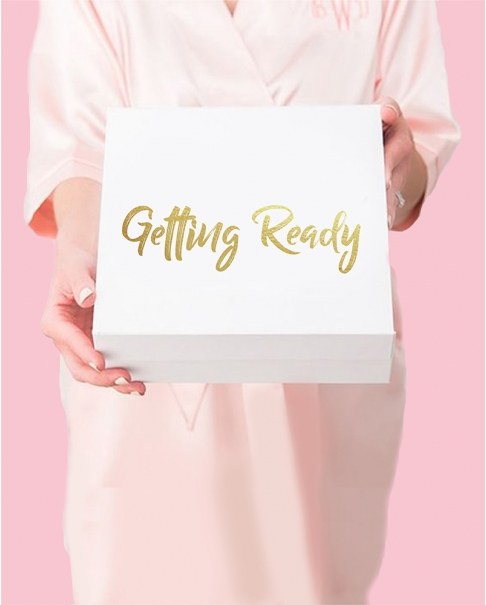 """""""Getting Ready"""" Surprise Box"""