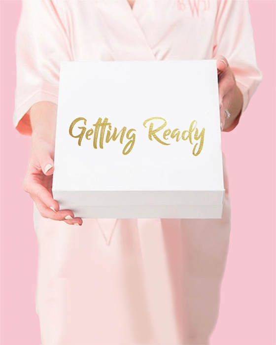"""Getting Ready"" Surprise Box"