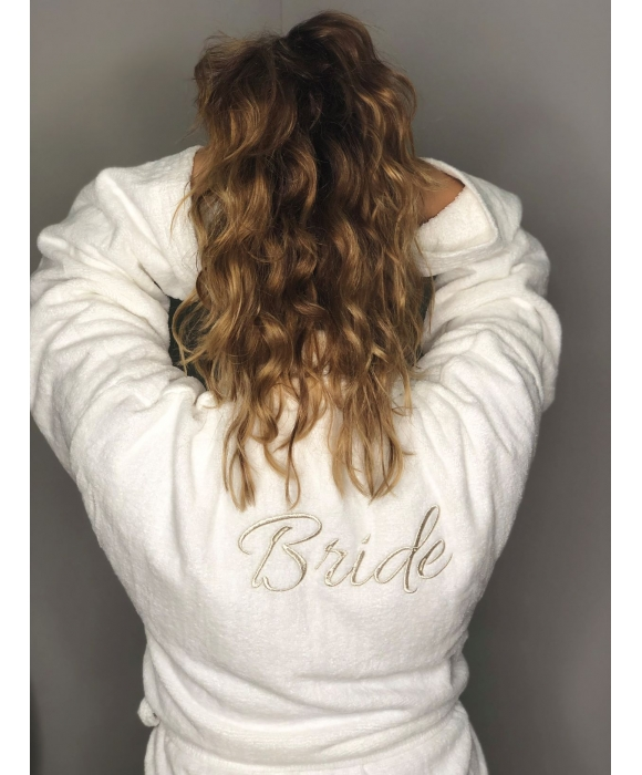 Personalized Bath Robe