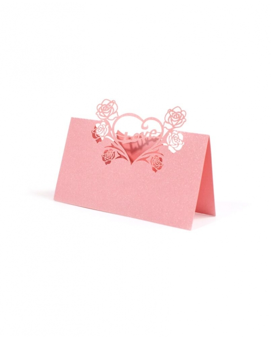 """""""Love"""" Name Place Cards"""