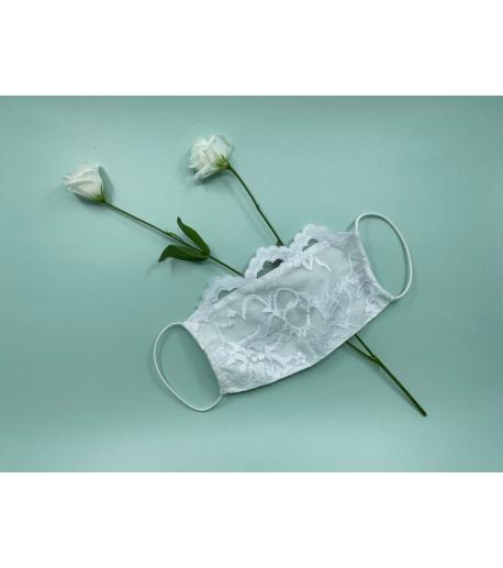 Feminine Fantasy Lace Mask