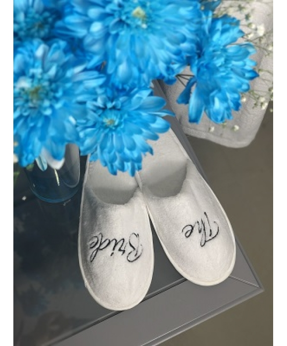 Personalized Lounge Slippers