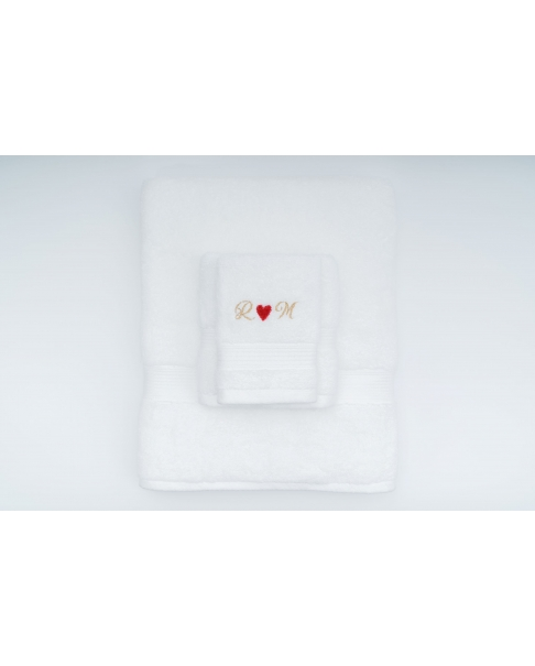 Personalized Towels – Set of 3