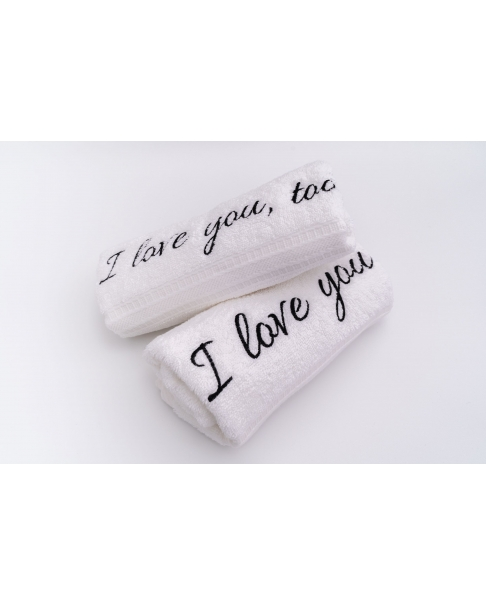 Personalized Towel (Set of 2)