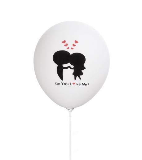 """""""Do You Love Me"""" Balloon"""