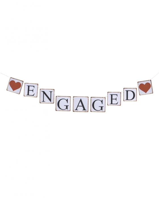 """Engaged"" Banner"