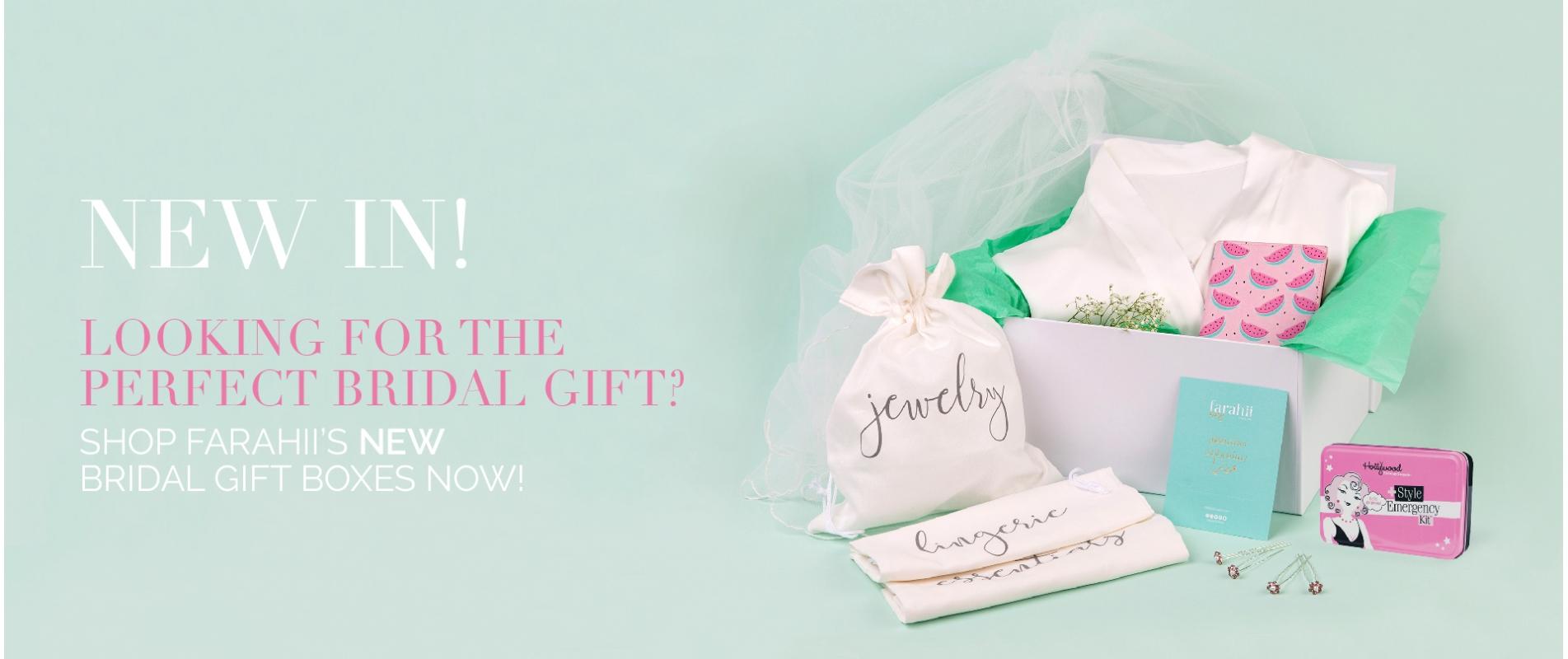 'Honeymoon' Bridal Gift Box