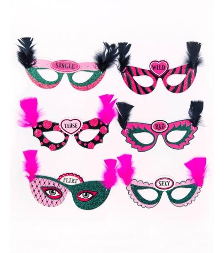 Bachelorette Masks