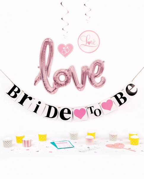 Bride to Be Bridal Shower Box