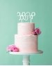 Personlized Cake Topper