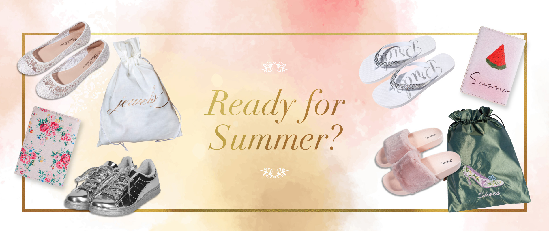 Are you ready for the summer?