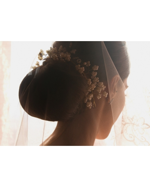 Top 5 Bridal Hair Accessories from farahii