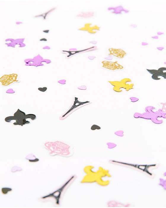 Paris Confetti