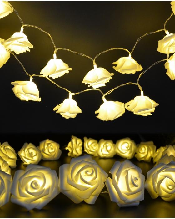 White Flower Lights