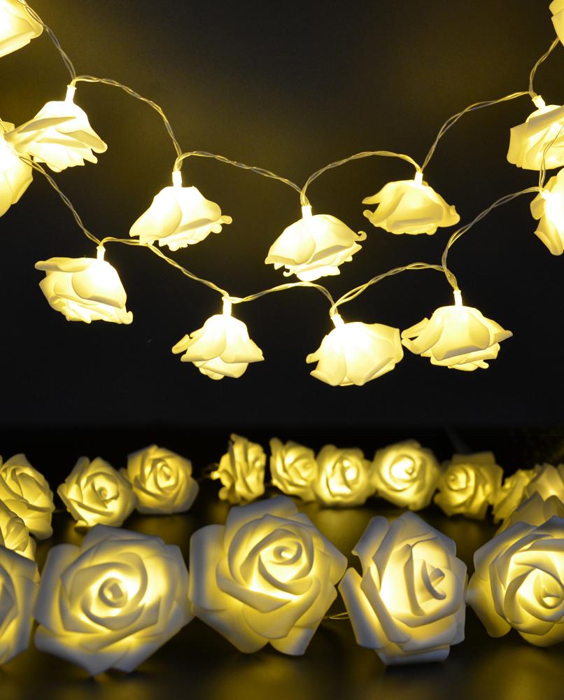 White flower light white flower lights mightylinksfo