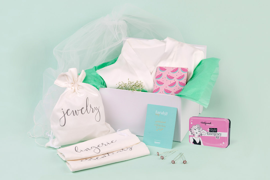 0f77980d8b8e9 NEW IN! Bridal Gift Boxes from farahii!
